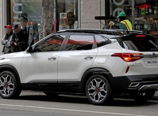 Caza al SUV compacto de Kia: se llama Seltos