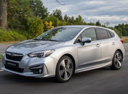 Subaru suma el EyeSight al Impreza