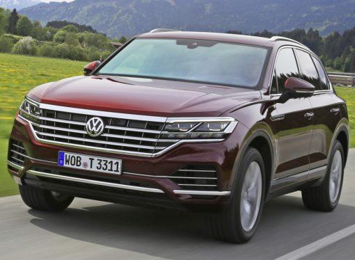 El Volkswagen Touareg regresa a fin de año