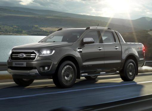 Ford presenta el rediseño de la Ranger