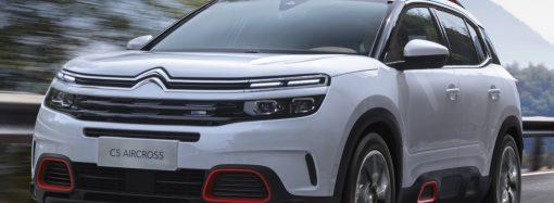 Citroën lanza el C5 Aircross en la Argentina