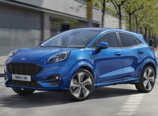 Ford lanza el Puma en Europa