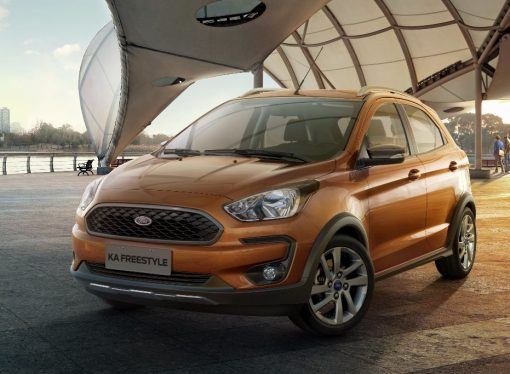 Ford suma versiones del Ka Freestyle