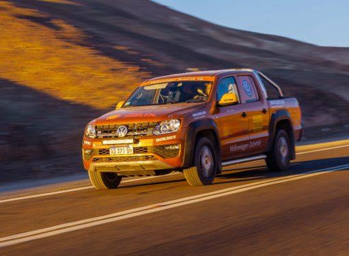 Una VW Amarok unió en tiempo récord Alaska con Ushuaia