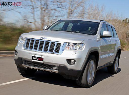 Prueba: Jeep Grand Cherokee Overland V6