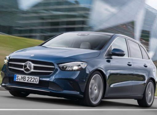 Mercedes lanza el nuevo Clase B