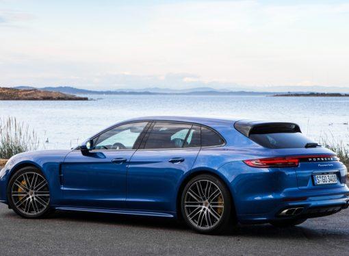 Porsche lanza el Panamera Sport Turismo