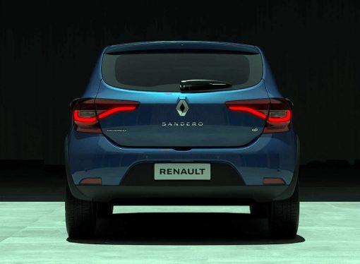 El restyling del Renault Sandero ya es oficial