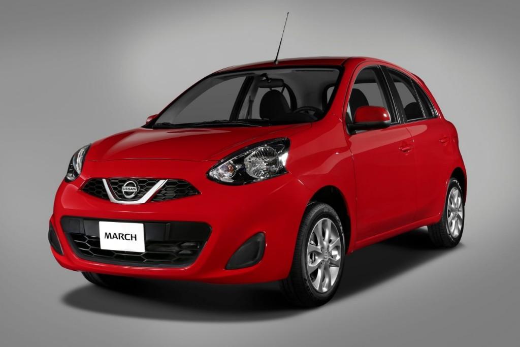 Nissan deja de vender el March en la Argentina