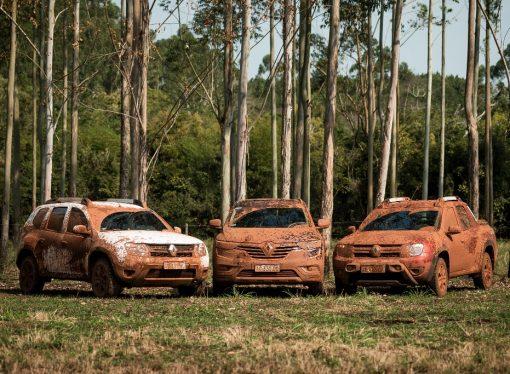 Contacto 4×4: Renault Duster, Oroch y Koleos