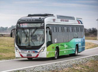 Scania presenta su bus a GNC