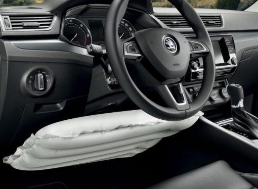 El airbag de rodilla, cuestionado en Estados Unidos