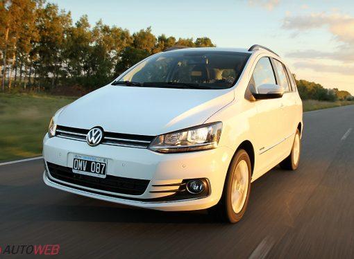 Prueba: Volkswagen Suran Highline 1.6