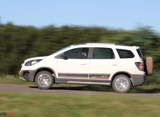 Prueba: Chevrolet Spin Activ