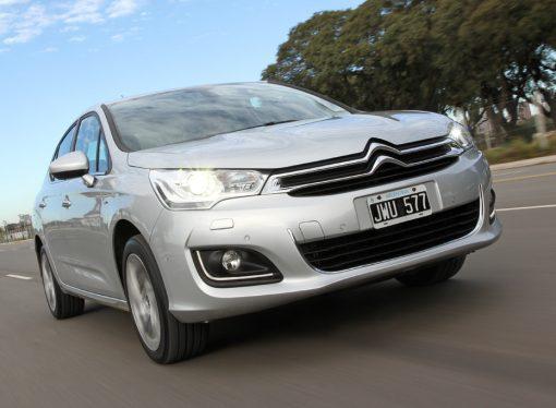 Prueba: Citroën C4 Lounge Exclusive 1.6 THP