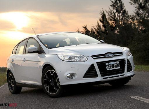 Prueba: Ford Focus Titanium 2.0 AT 5p.