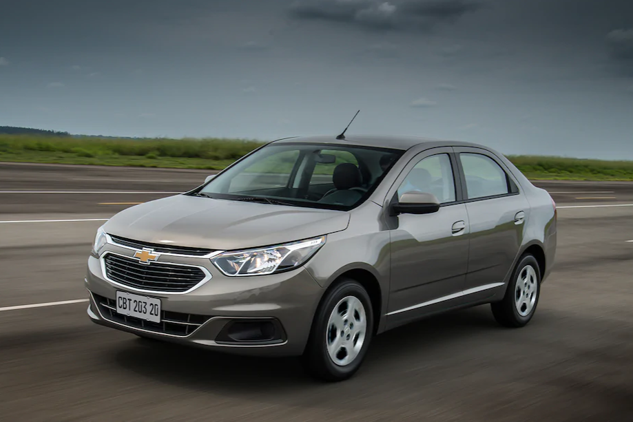 El Chevrolet Cobalt queda con una única versión
