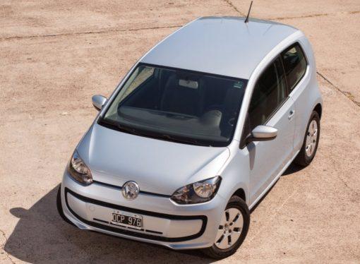 Prueba: Volkswagen Up! Move 3p.