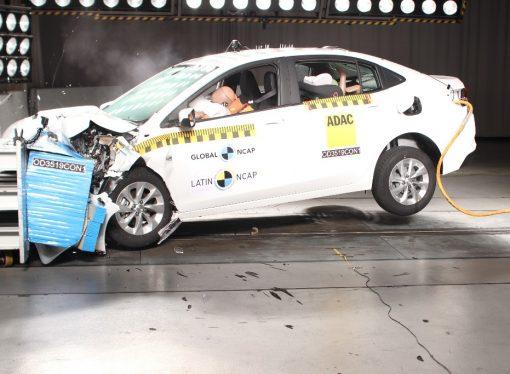 Latin NCAP: 5 estrellas para el nuevo Onix; 0 para el Tiggo 3