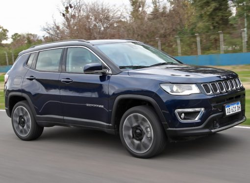 Prueba: Jeep Compass Limited Plus 4×4 AT
