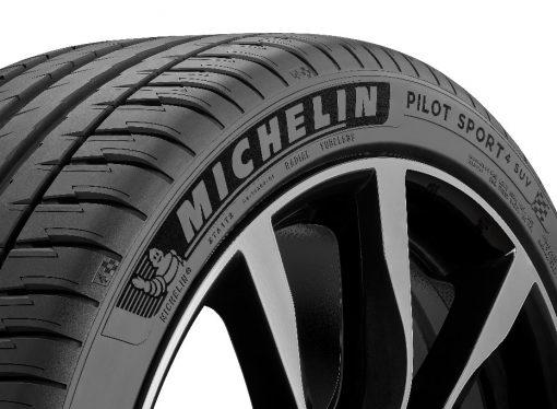 Michelin lanza el Pilot Sport 4 SUV
