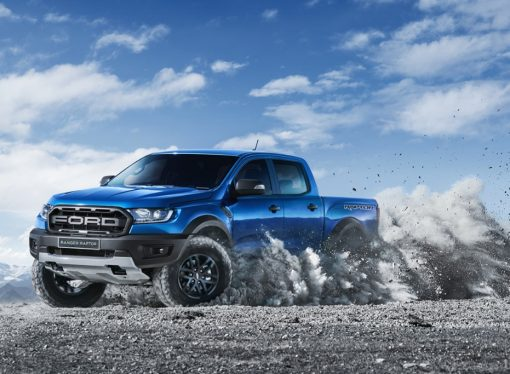 Ford lanza la Ranger Raptor