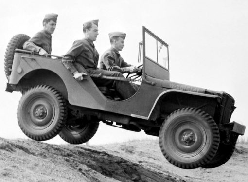 10 vehículos militares de todos los tiempos