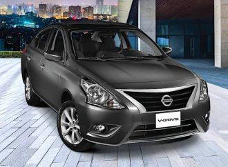 "El ""viejo"" Versa pasa a llamarse Nissan Versa V-Drive"