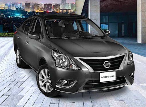 El Nissan Versa V-Drive ya ofrece su nueva gama