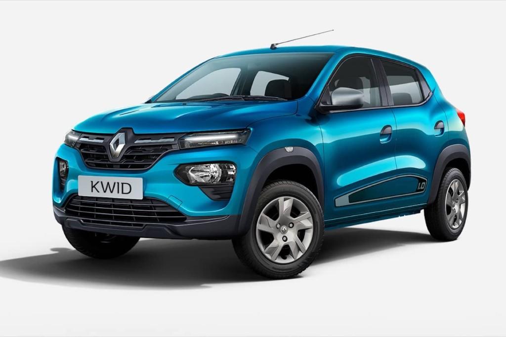 """El Renault Kwid adoptará el rediseño """"indio"""" el año que viene"""