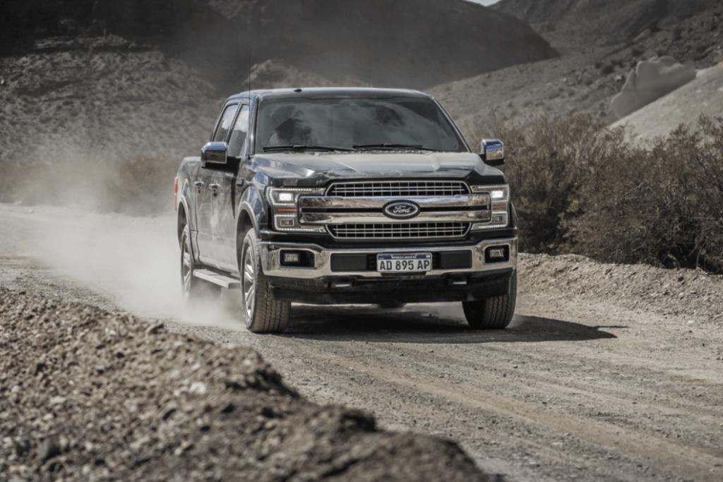 Ford lanza la F-150 Lariat Luxury