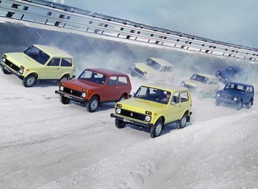 A 30 años de la caída del Muro: 20 modelos de la industria automotriz soviética
