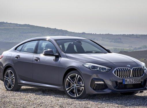 BMW muestra su sedán más accesible