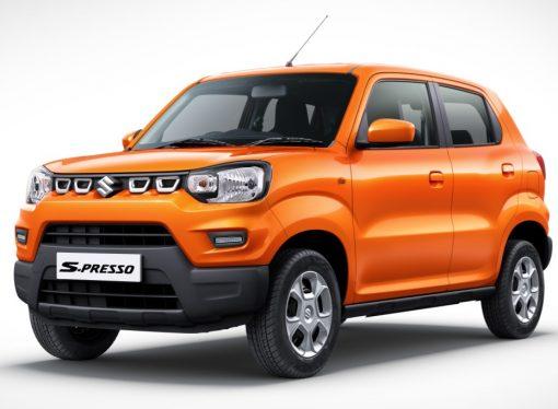 Así es el Suzuki S-Presso, el rival del Renault Kwid en India