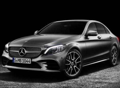 Mercedes lanza el restyling de la Clase C