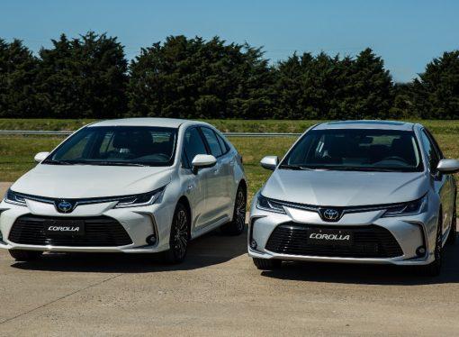 Toyota Corolla: breve contacto y cuándo llega el resto de la gama
