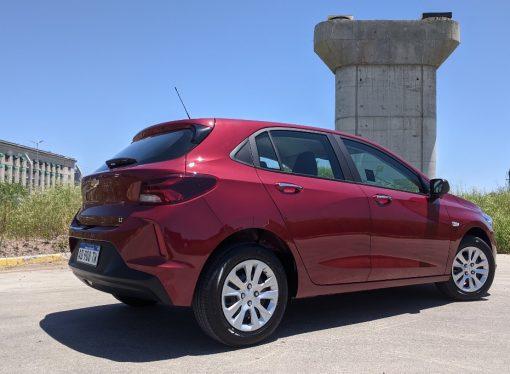Primeras impresiones con el Chevrolet Onix 1.2 5 puertas