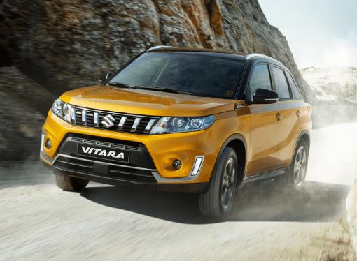 Suzuki lanza el restyling de la Vitara