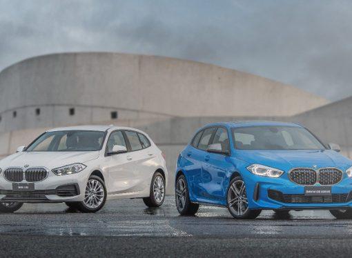 BMW lanza el nuevo Serie 1 en la Argentina
