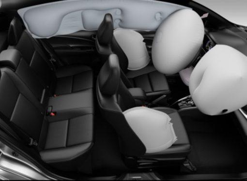 ¿Qué equipo de seguridad traen los hatch compactos?