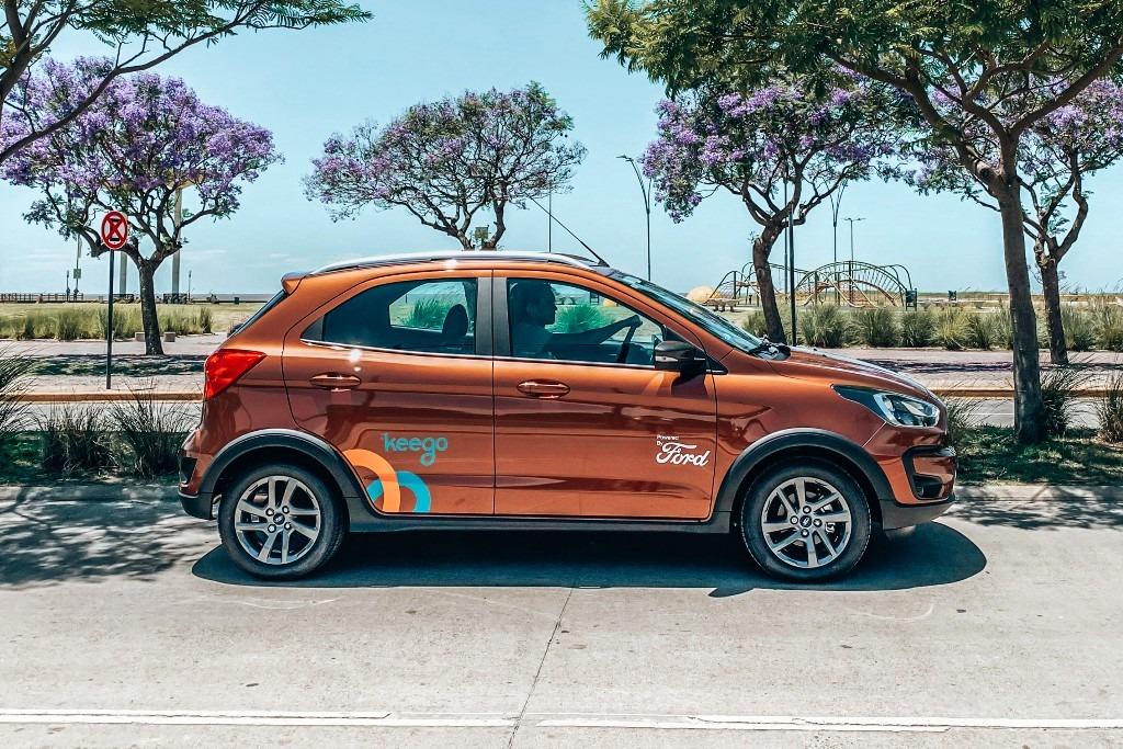 Ford alquilará vehículos a través de MyKeego