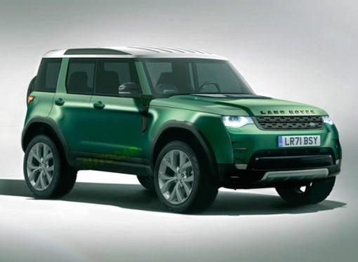 Land Rover creará un nuevo modelo de entrada