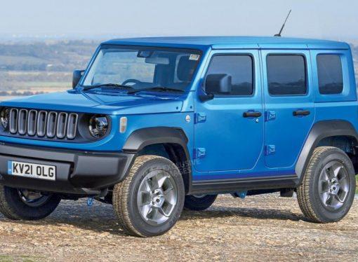 El baby Jeep aparecerá en 2022 y utilizará la plataforma de PSA