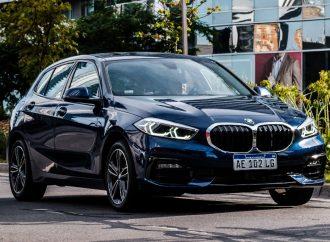 BMW agrega el 118i SportLine a la gama del Serie 1