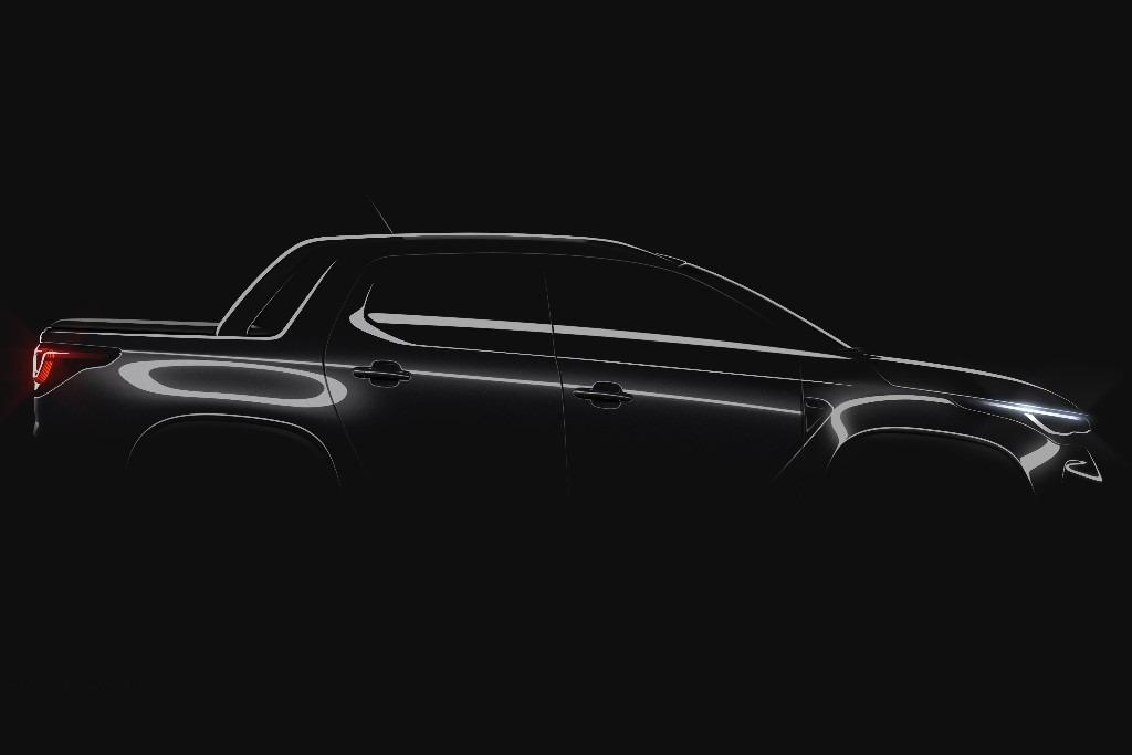 Primer teaser oficial de la Fiat Strada