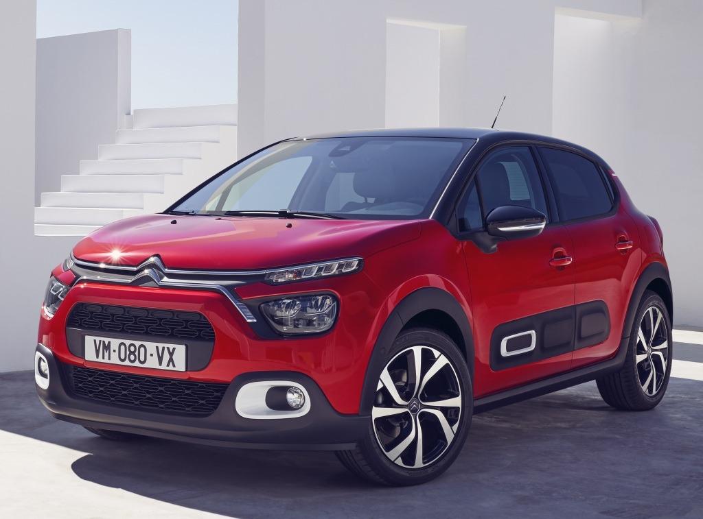 Citroën rediseña el C3 europeo