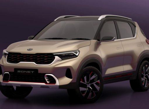 Sonet, el SUV más pequeño de Kia