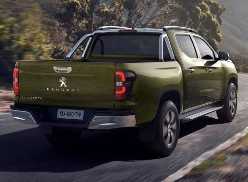 Peugeot Landtrek: cuándo y cómo llegará a la Argentina