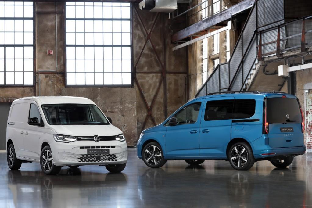 Volkswagen presenta una nueva Caddy en Europa