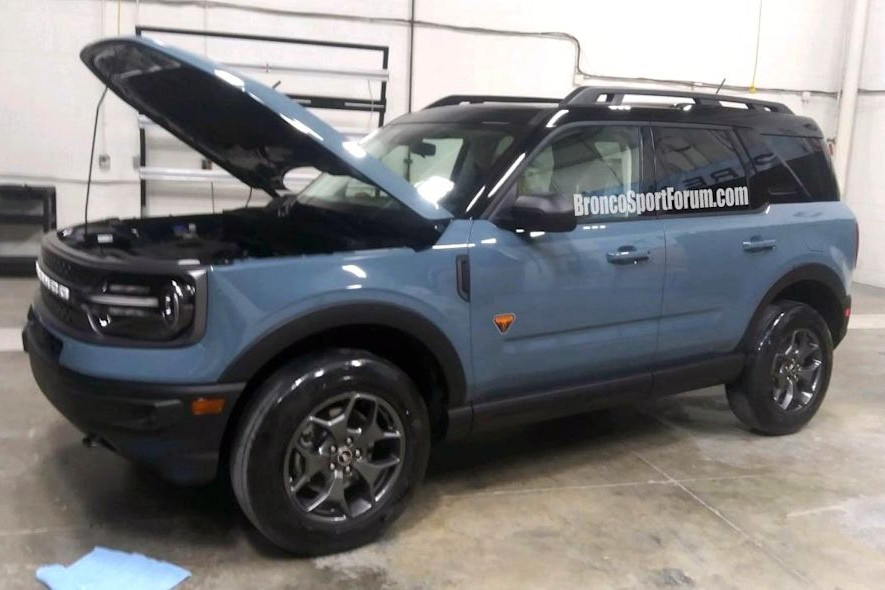 Surgen nuevos datos del Ford Bronco Sport